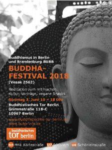 Vesak-Fest der Buddhisten